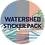 Thumbnail: Watershed Sticker Pack