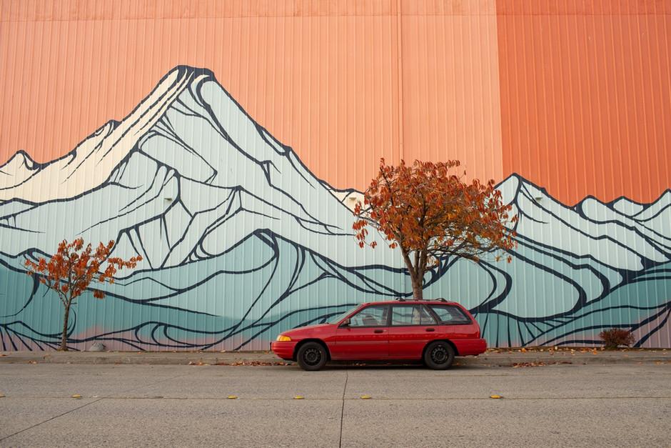 Encogen Mural