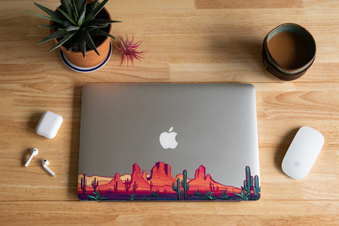 Laptop Art
