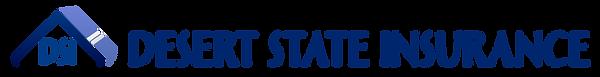 COLOR Desert State Insurance Logo PNG Ho