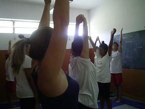 Retiro de Yoga na Fundação CASA