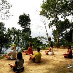 Yoga e Meditção no Vidigal