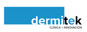 logotipo dermitek castellano_Mesa de tra