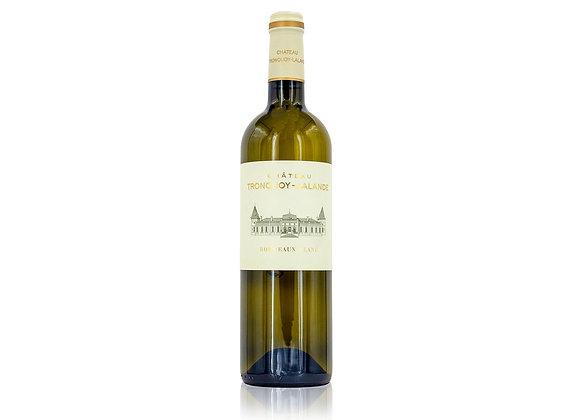 Château TRONQUOY LALANDE - Bordeaux Blanc 2016