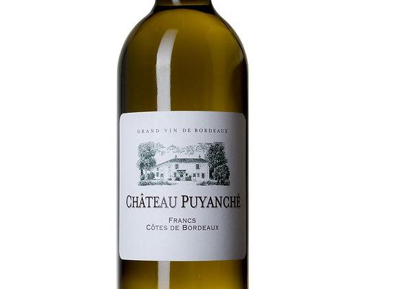 Château PUYANCHE - Francs-Cotes-de-Bordeaux Blanc 2019