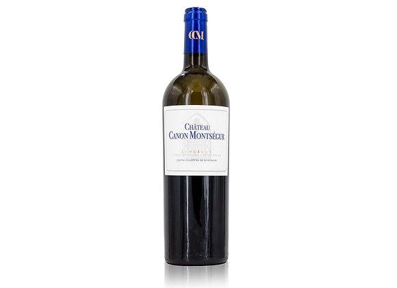Château CANON MONTSÉGUR  « Lancelot » - Castillon Côtes de Bordeaux 2018