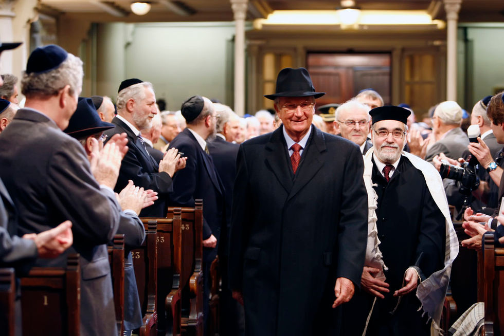Albert II Synagogue