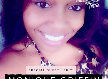 EPISODE 21: Passports, Stamps & Budgets..Oh My: Traveling on a Budget with Monique Griffin