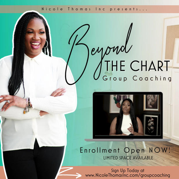 Nicole Thomas- Open Enrollment for Group