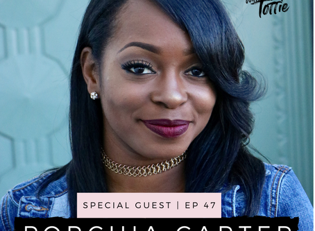 EPISODE 47: Homeless Homegirls: Lessons on Moving In Faith with Porchia Carter