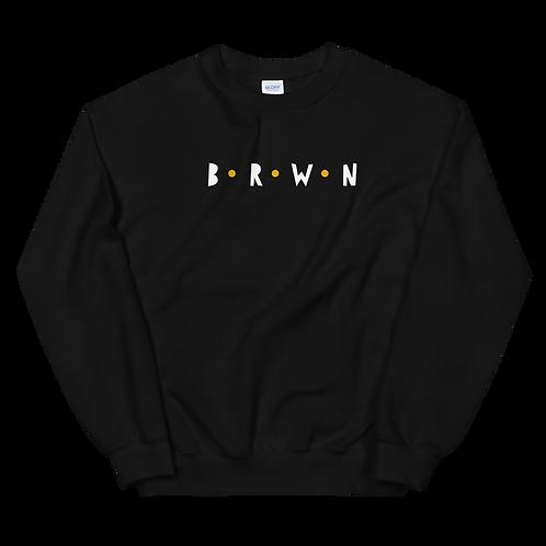 BRWN Sweatshirt