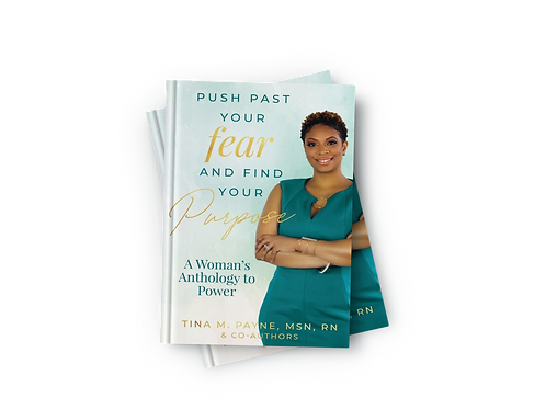 Push Past Your Fear And Find Your Purpose Book
