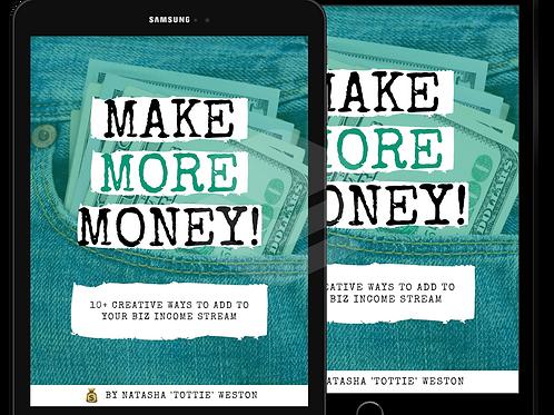 Make More Money E-Book