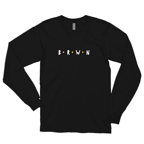 BRWN Long Sleeve