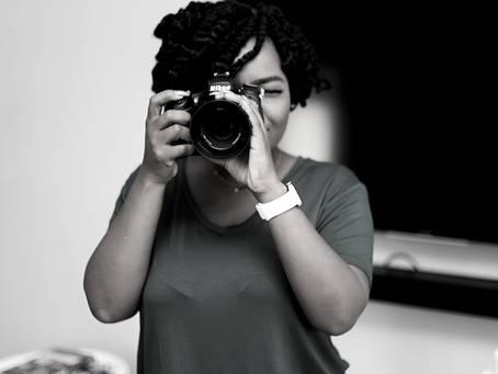 """EPISODE 71: The 4-1-1 On """"TakingPictures"""" for the  Thriving Creative with Kristen 'K.Marie' Gordon"""
