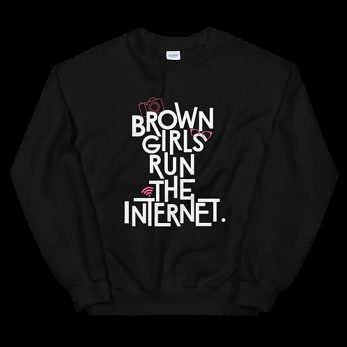 Signature Sweatshirt (Black)