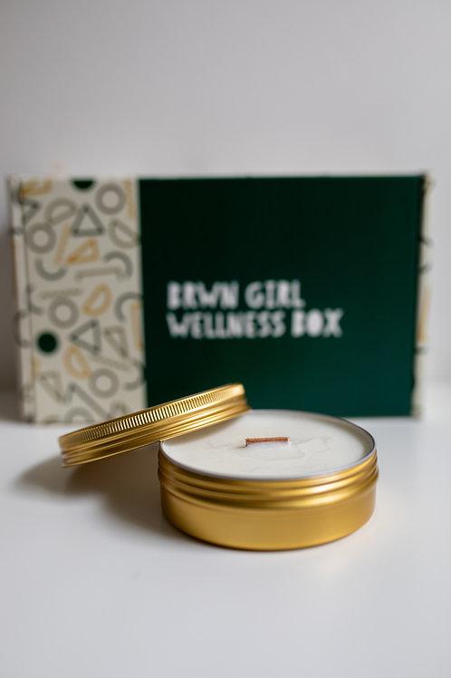 BRWN Girl Wellness Box