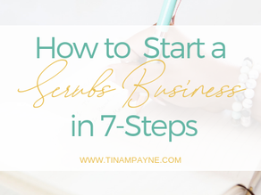 How to Start a Scrubs Business in 7 Steps