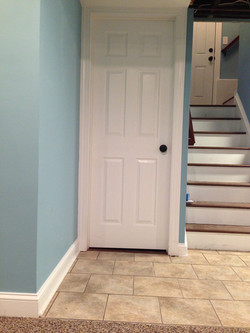 Closet and Stairs