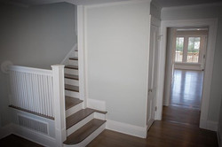 Interior Restoration of a home in Montclair from the early 1900s