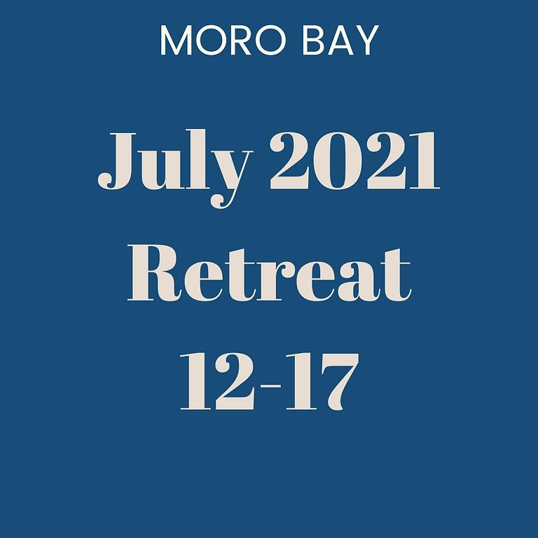 July 2021 Retreat