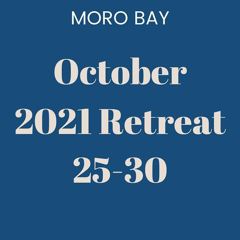 October 2021 Retreat