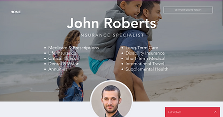 Insurance Agent Website Template1.png