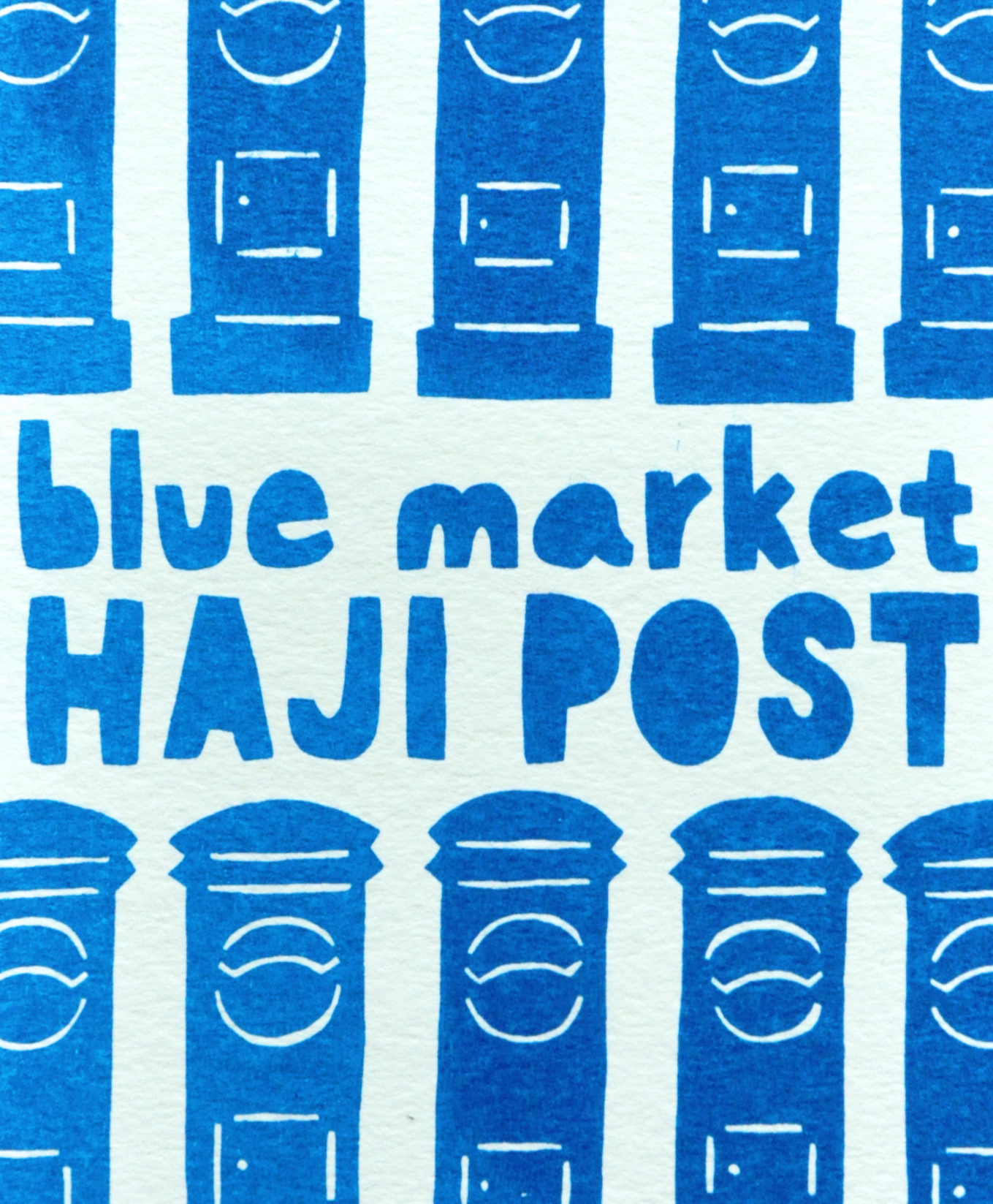 blue market HAJI POST