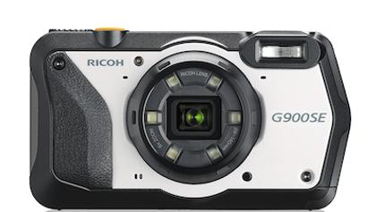 Ricoh G900SE Rugged Camera Front View