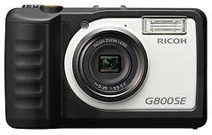 Ricoh G800SE Front View
