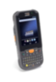 Janam XM5 Rugged Handheld Front View