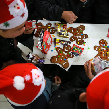 Xi'an Orphanage Visit