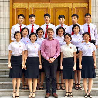 North Korea Education Project
