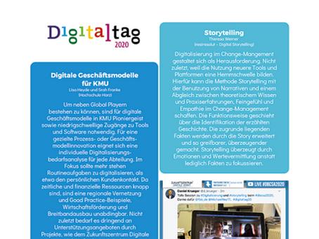 #DBCSA2020 - Ein digitales Veranstaltungsformat als Testlauf für die Zukunft