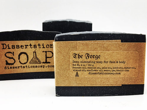The Forge, Deep cleansing soap for face and body