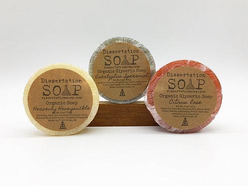 Organic Glycerin 3 Soap Set