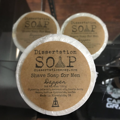 Dapper, Shave Soap for Men