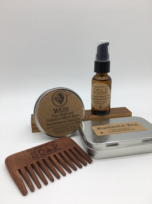 Essential Beard Care Kit