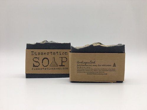 Undisputed, Antibacterial soap for athletes