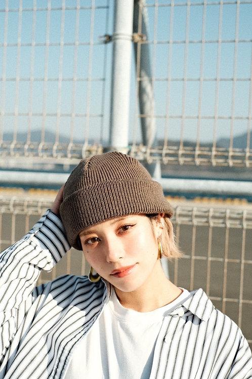 【kyoju】オリジナルビーニー グレー