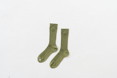 """【MY LOADS ARE LIGHT】""""HIKING FOOT"""" / GREEN"""
