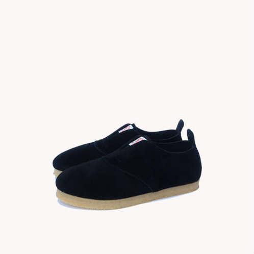 【DOUBLE FOOT WEAR】HANS(ハンス)-black