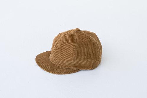 【D,ari】Corduroy cap/Camel