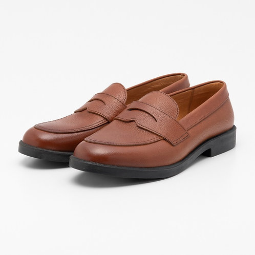 【moonstar】SK LOAFER BROWN