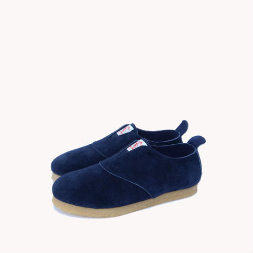 【DOUBLE FOOT WEAR】HANS(ハンス)-navy