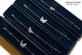 Bracciali Farfalle