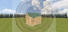 Построить баню из рубленного бревна под ключ цены Казань
