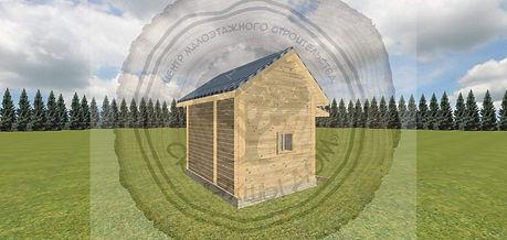 Дачный дом с баней Набережные Челны
