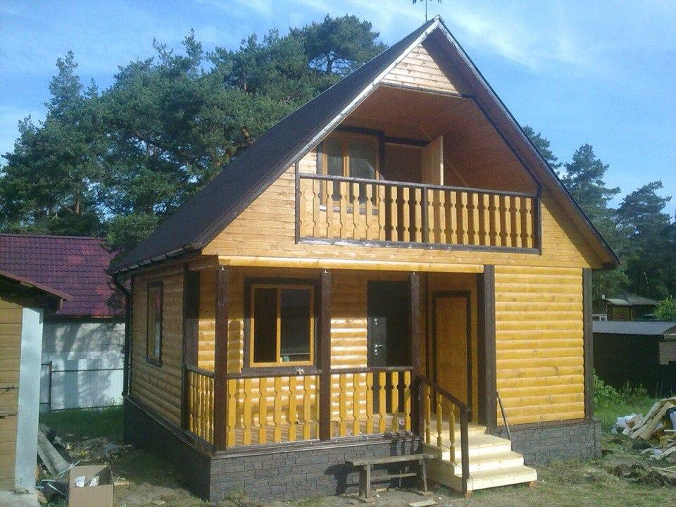 Дачный дом в Казани