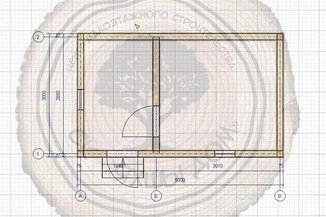 Построить баню 3х5 под ключ цены Казань